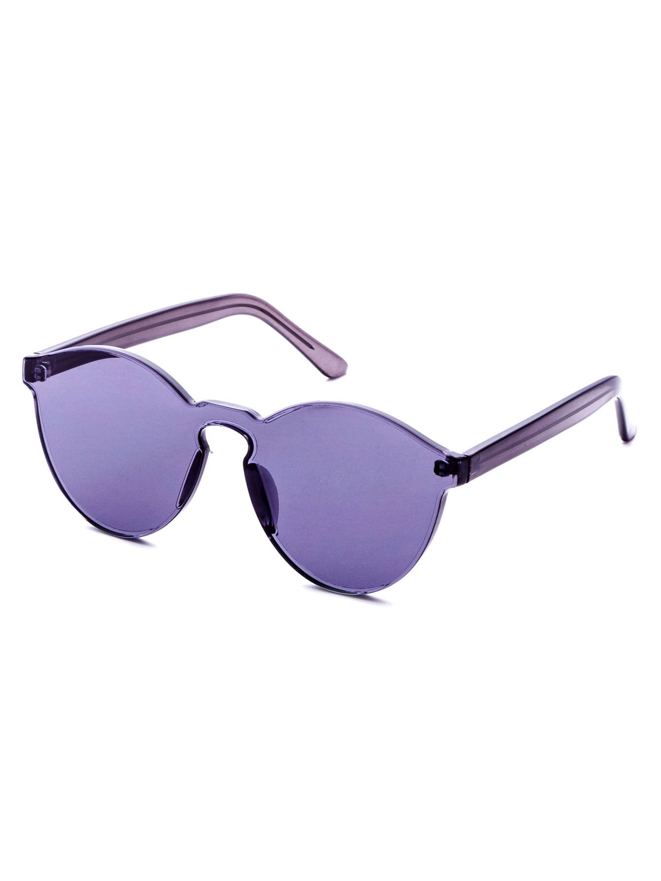 Lunettes de soleil violettes Fashion Ee8qi16v2p