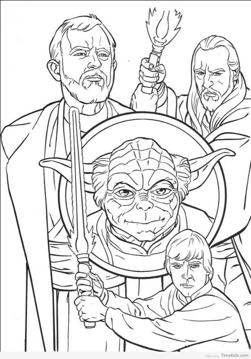 http timykids com star wars free printable coloring pages html