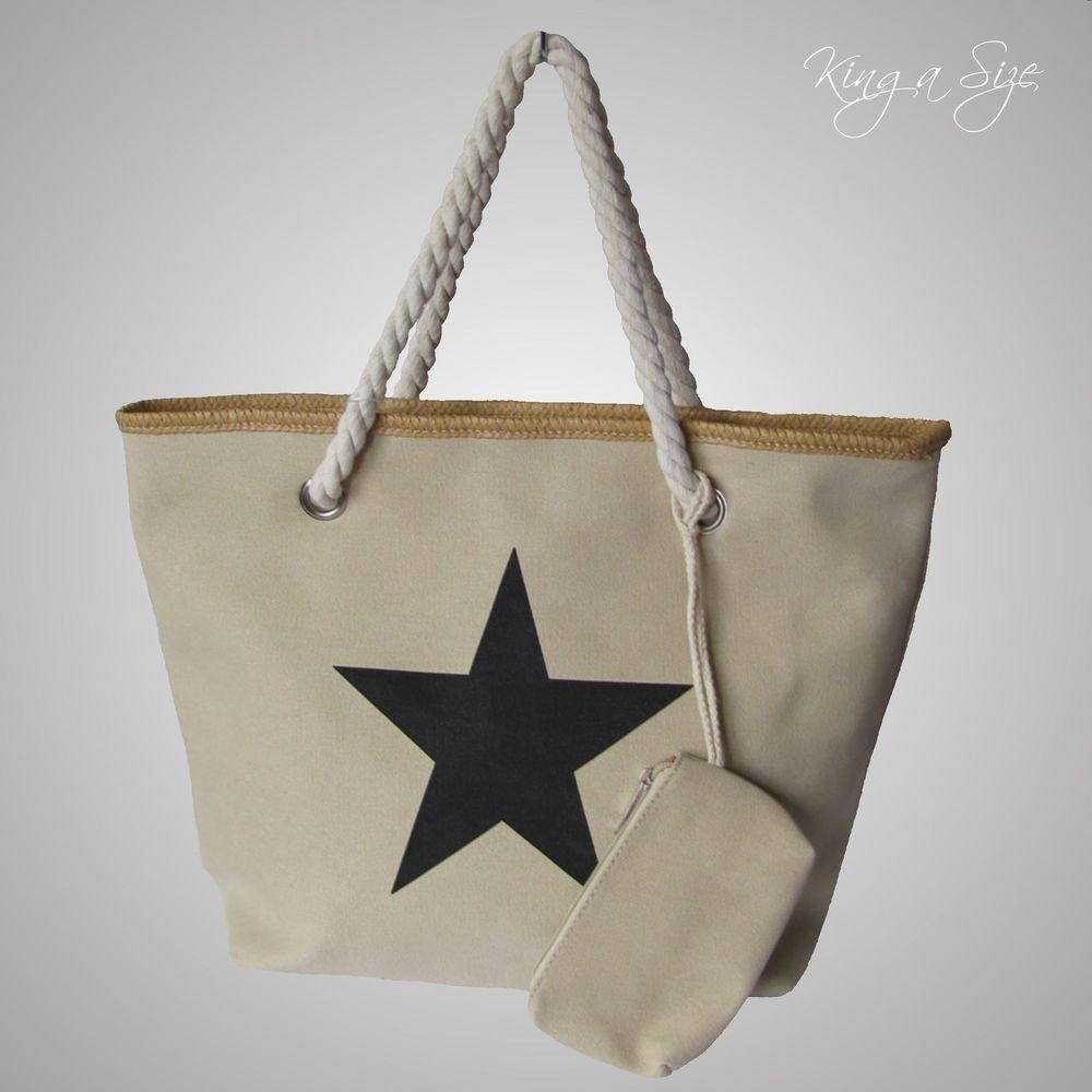 Trendy BAG - Tasche / Shopper / Schultertasche / Handtasche - CANVAS & STERN