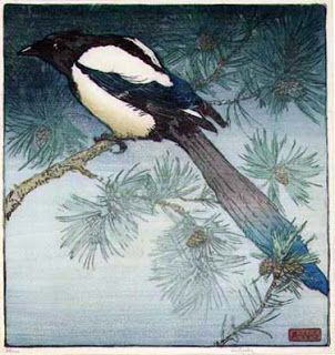 japonisme: seaby & the birds
