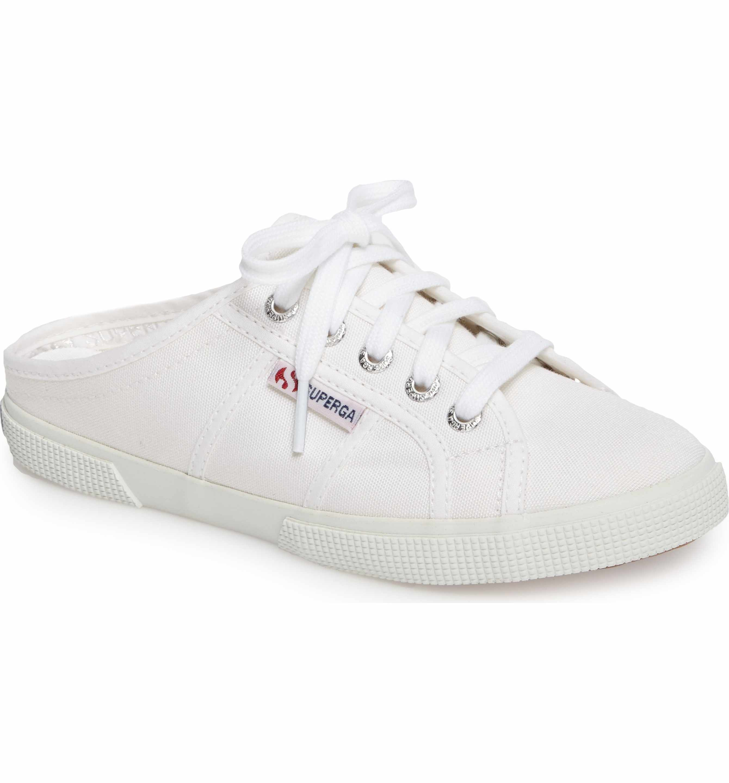 Superga 2288 Sneaker Mule (Women