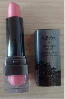 Maquiagem de óculos: Review: Batom Black Label Lipstick, NYX Cosméticos...