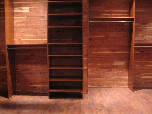 Why Cedar Is A Great Choice For Your Closet Walls