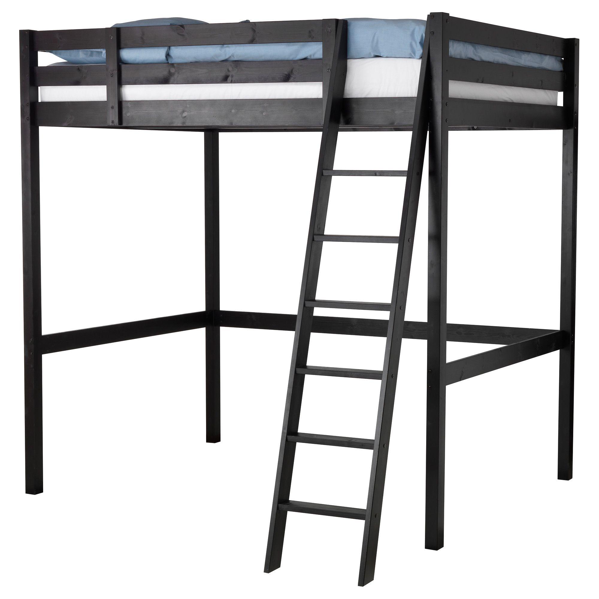 Stor Loft Bed Frame  Ikea