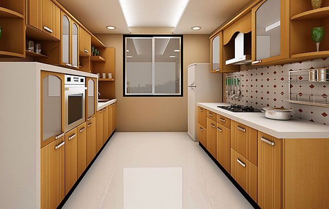 For A Kitchen Makeover Contact Modularkitchen In Mumbai Http Yellowpages Sule Parallel Kitchen Design Kitchen Furniture Design Interior Design Kitchen
