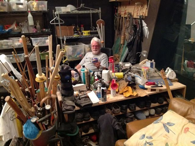 The Art of Foley: John Roesch Honored by MPSE - Creative COW