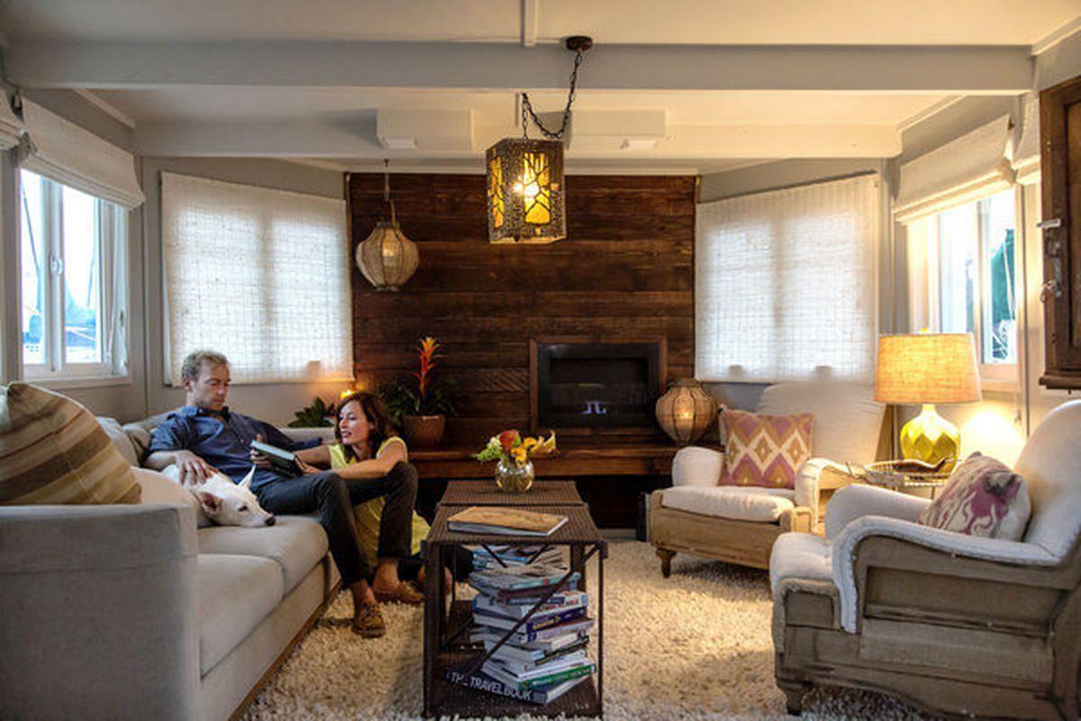 Misty Tosh S Remodel Encompassed Three Floors Of Indoor