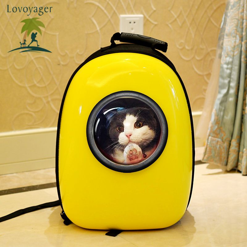Capsule Cat Carrier Backpack - Let Your Cat Travel Like an
