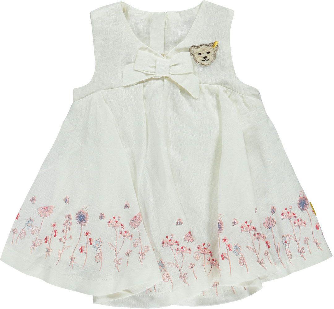 Steiff Sommerkleid Weiß Steiff Kleid Kind Mode Und