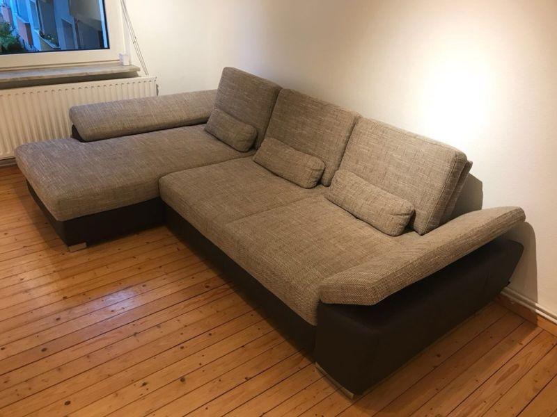 Zum Verkauf Steht Ein Sehr Schones Gebrauchtes Sofa Von Mobel Hesse