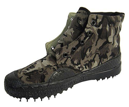 Men's Outdoor Professional Hiking Boots Color Grey Size 44 M EU