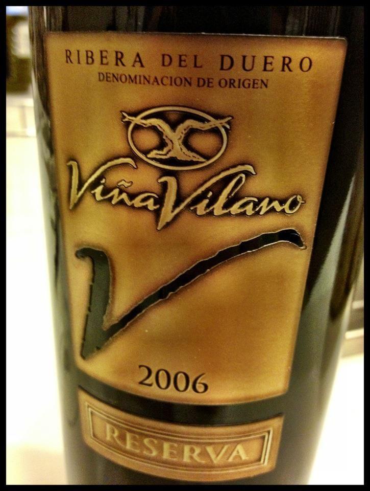 El Alma del Vino.: Bodegas Viña Vilano Reserva 2006.