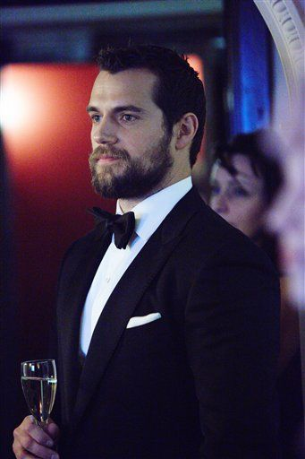 Henry Cavill at EE BAFTA Backstage Tattinger Room, Royal Opera House, London, Britain - 08 Feb 2015
