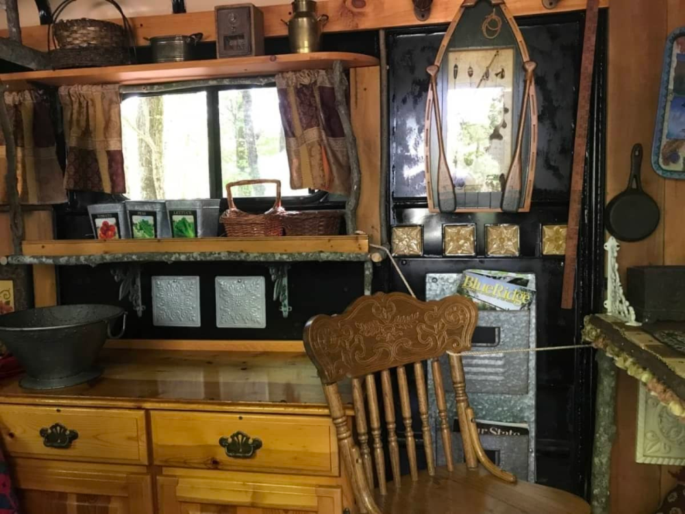 14 Converted Horse Trailer To Cozy Cabin Camper Perfect