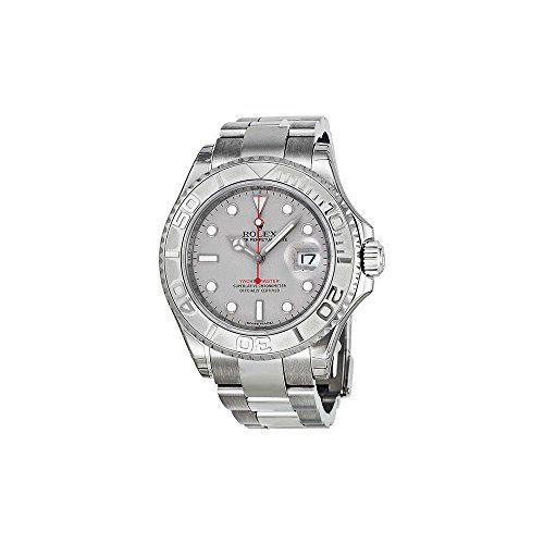 b4bc688f507 Rolex Yacht-Master Platinum Dial Steel and Platinum Mens Watch 116622PLSO     This is an Amazon Associate s Pin. You can get more details by clicking  on the ...