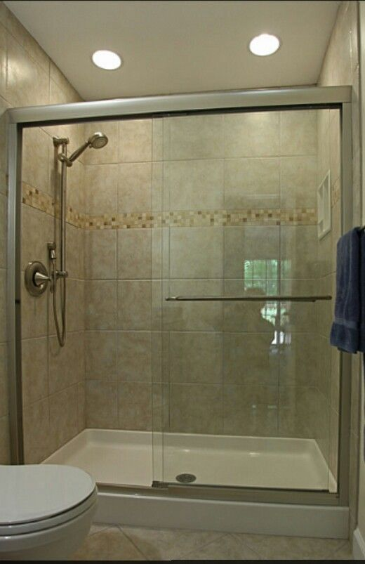 I Like The Solid Shower Pan Not The Framed Door Though Small