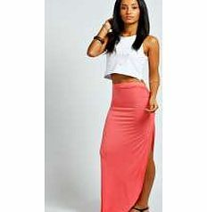 boohoo Micha Ruched Side Jersey Maxi Skirt - coral This season we're spoilt for choice when it comes to skirts . Fashion is our friend, offering up figure friendly styles from the full circle skirt to the fabulously flattering A-line. Powdery pastels  http://www.comparestoreprices.co.uk/skirts/boohoo-micha-ruched-side-jersey-maxi-skirt--coral.asp