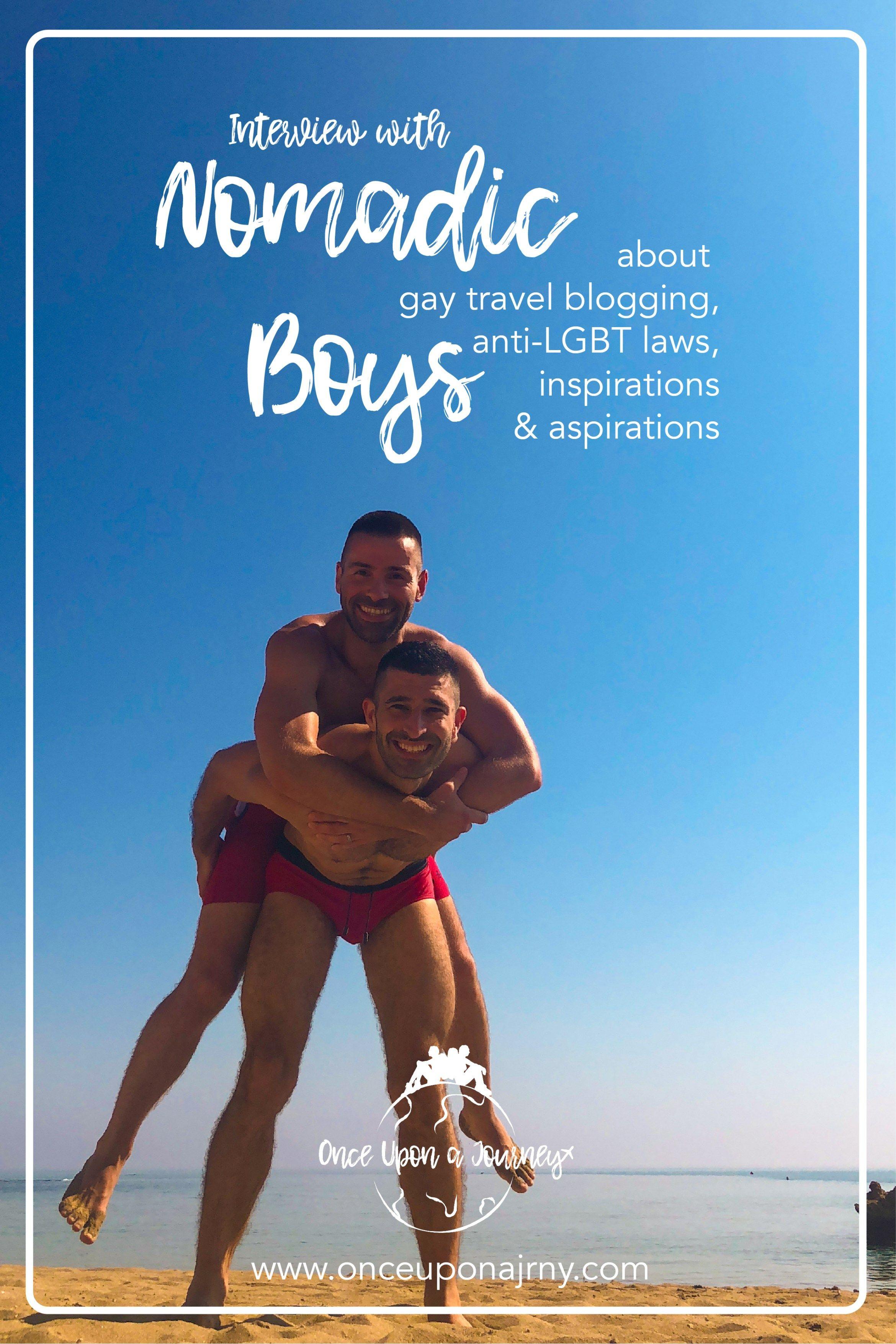 Gay blogging