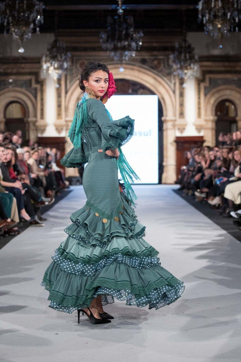 Pitusa Gasul - We Love Flamenco 2018 - Sevilla   Gitana 2018 ...
