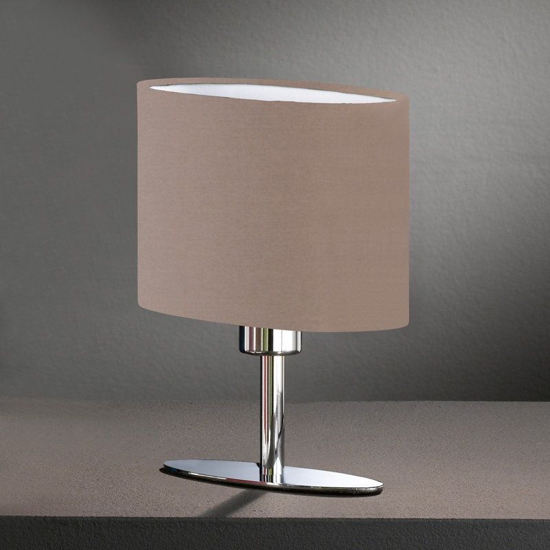 Honsel Yimmi Table Lamp Cappuccino Brown 52251 Lamp Table Lamp Stylish Lights