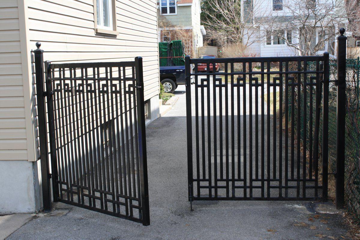 My Driveway Gate Love Built A Garden Driveway