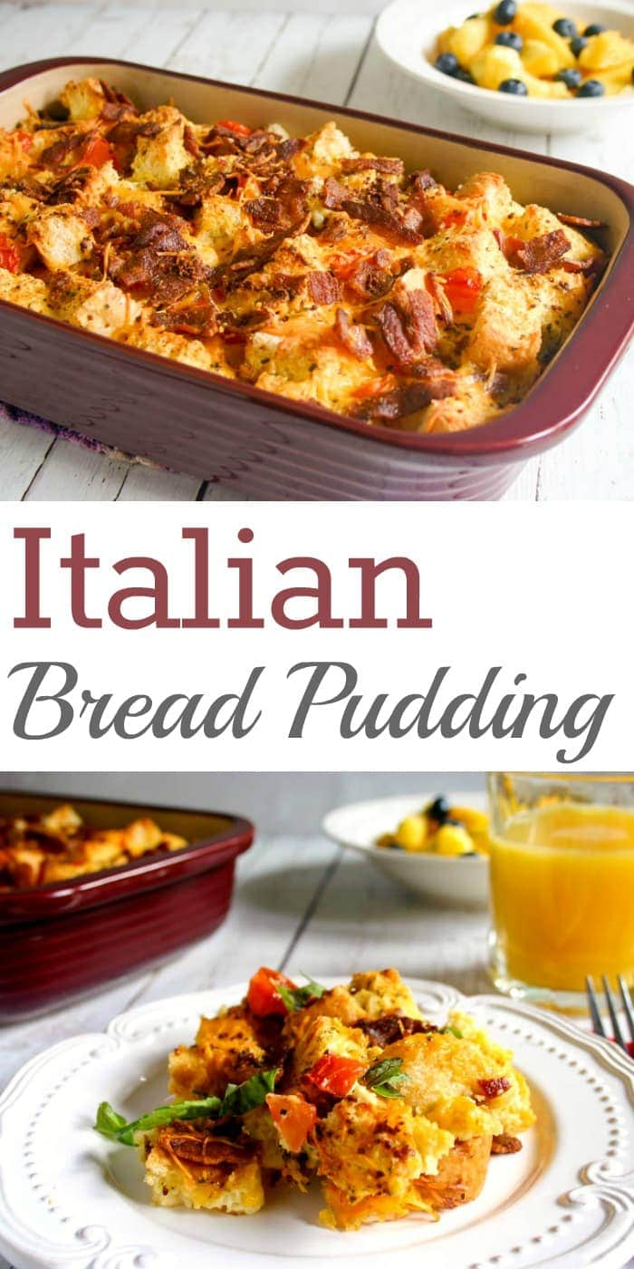 Photo of Italian Bread Pudding | Life, Love, and Good Food