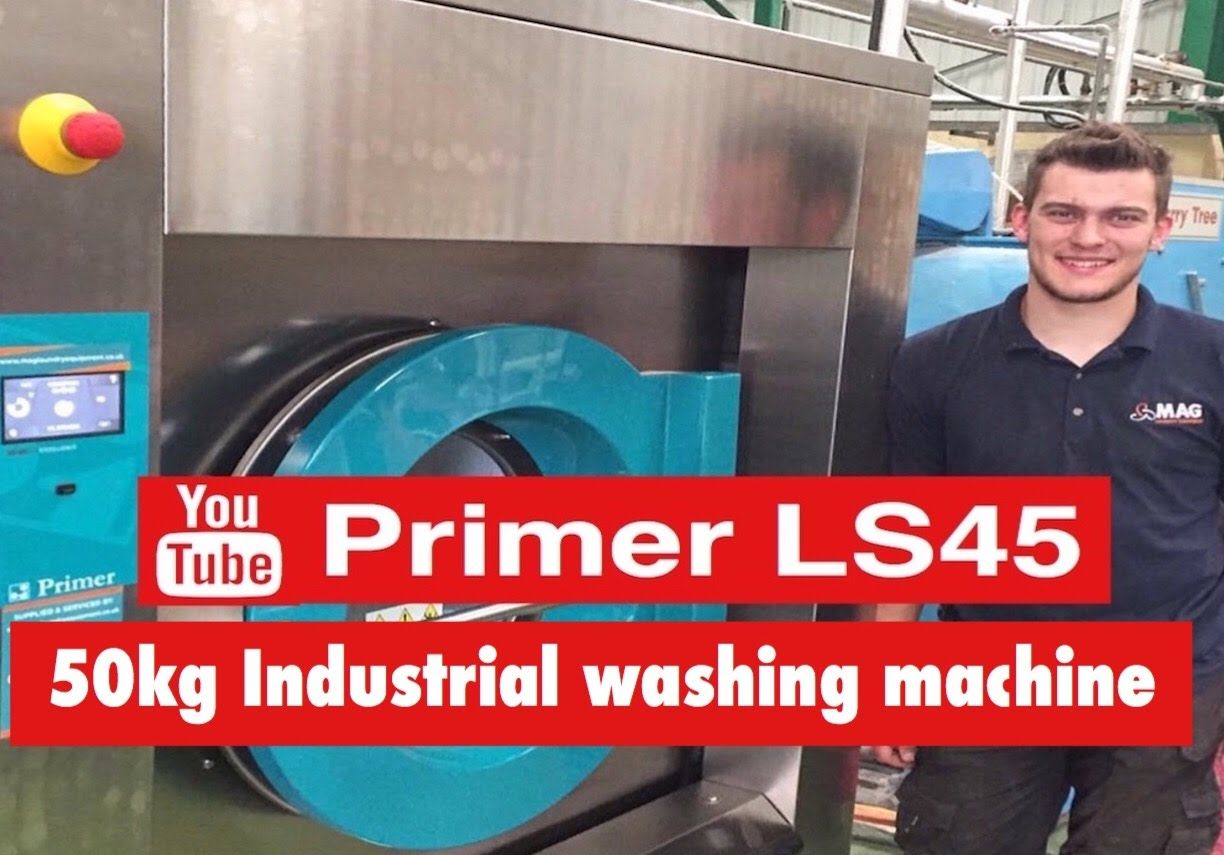 Industrial Washing Machine Take A Look The Primer Ls Industrial