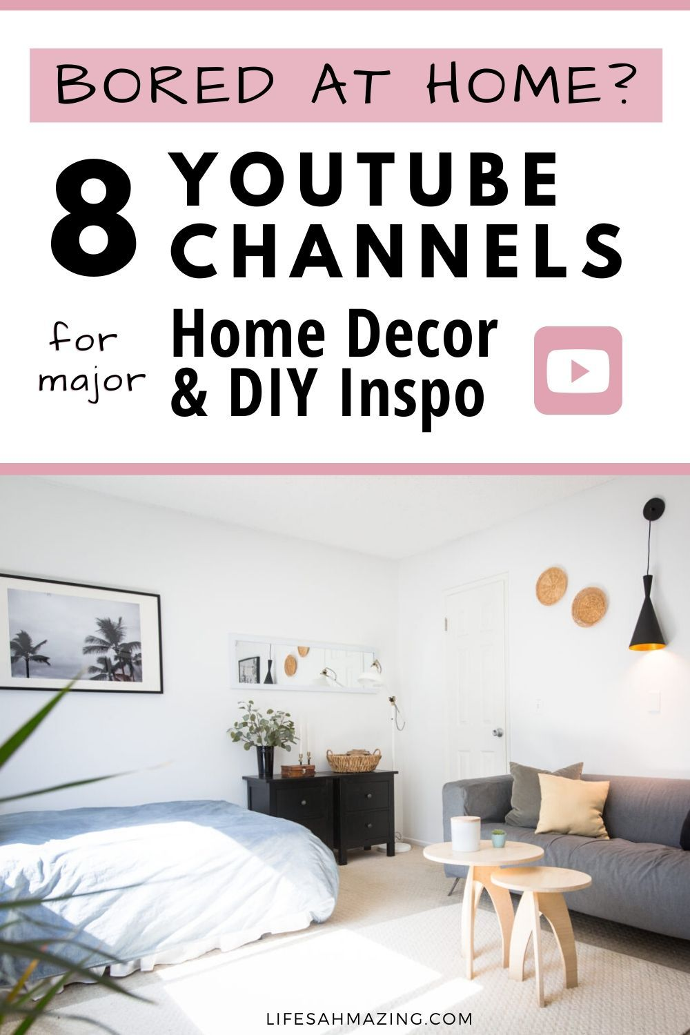 23 DIY and Home Decor YouTube Channels to follow in 23 in 23