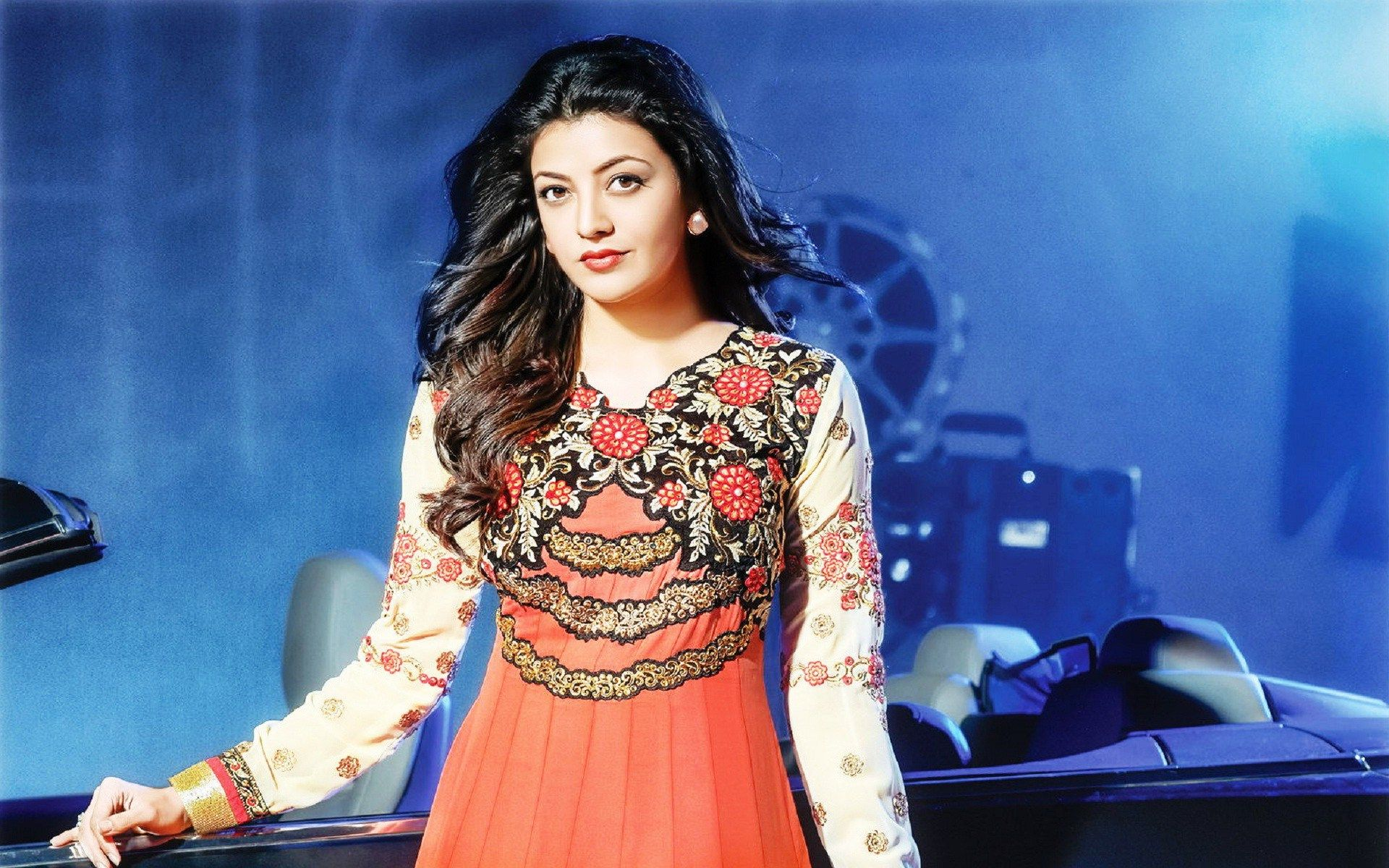 Kajal Agarwal Hd Wallpaper Collection For Free Download Fancy Dresses Most Beautiful Indian Actress Dress Rangement