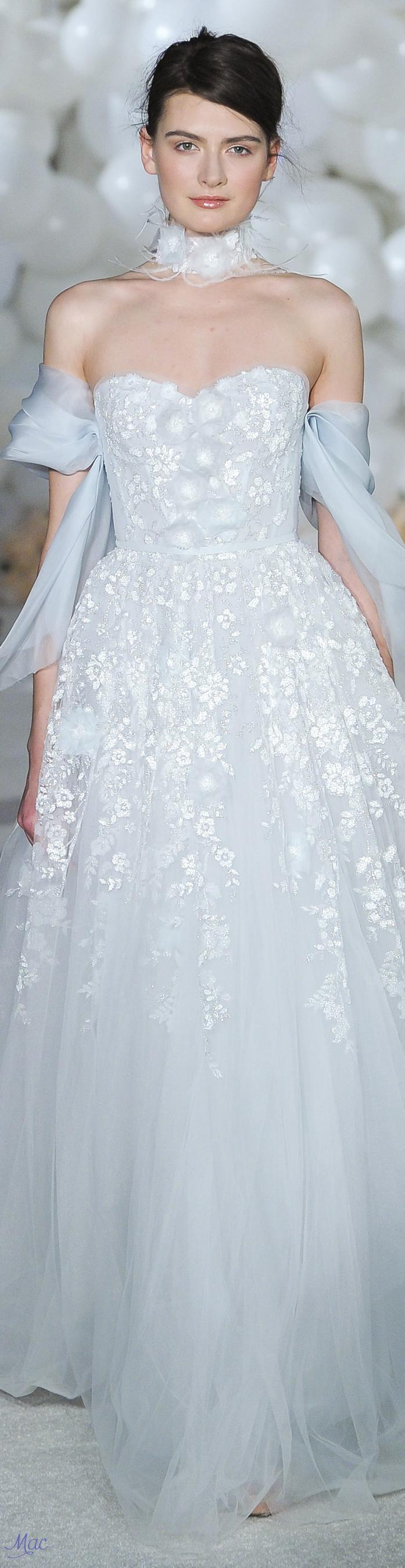 Spring 2018 Bridal Mira Zwillinger   Wedding Ideas   Pinterest ...