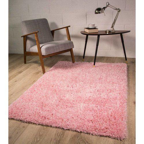 17 Stories Ophiuchi Pink Rug