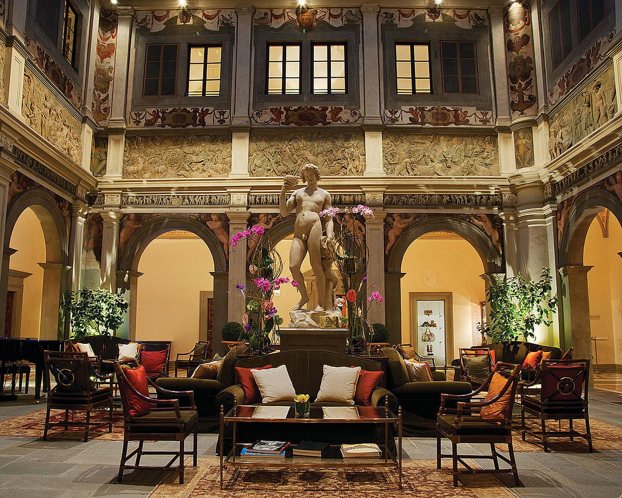 1 four season hotel florence best luxury hotels in for Design hotel firenze