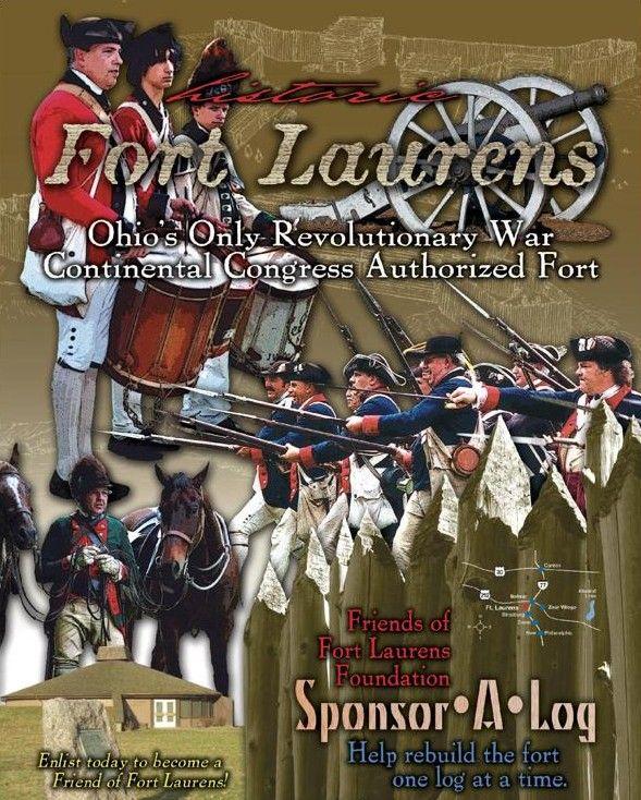Fort Laurens Bolivar Ohio