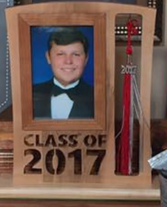 Graduation Photo Wooden Picture Frame Class Of 2017 Class Of 2018