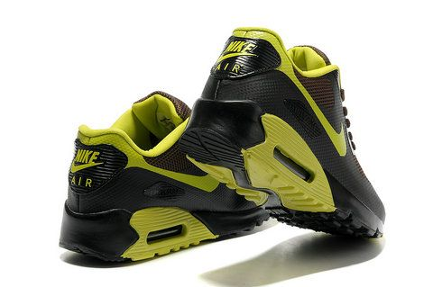 45407ef8ba6d Nike Air Max 90 Hyperfuse Black Volt Brown