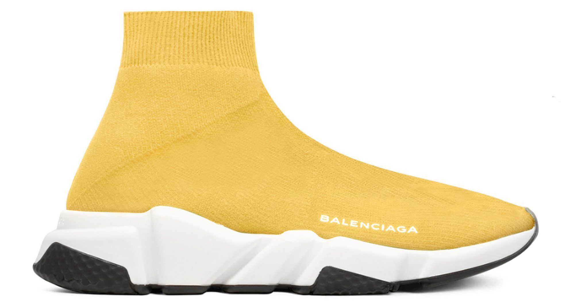 "Balenciaga Speed Runner Mid ""Yellow"""