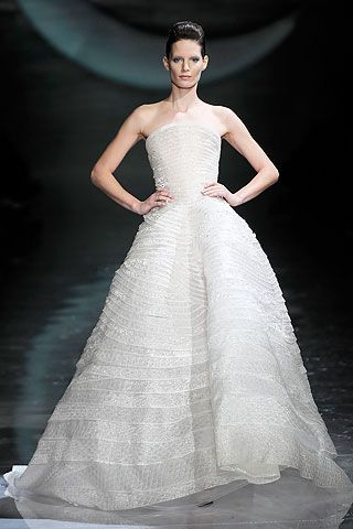 Couture Report Which Of These Wedding Dresses Would You Wear