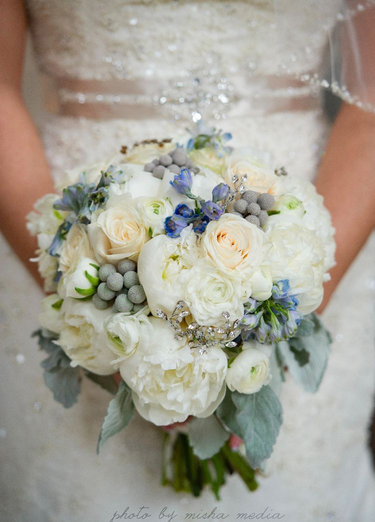 cream wedding bouquets white peonies vendela roses white ranunculus 3175