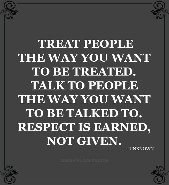 Pin By Mayra Horton On Well Said Pinterest Quotes Respect