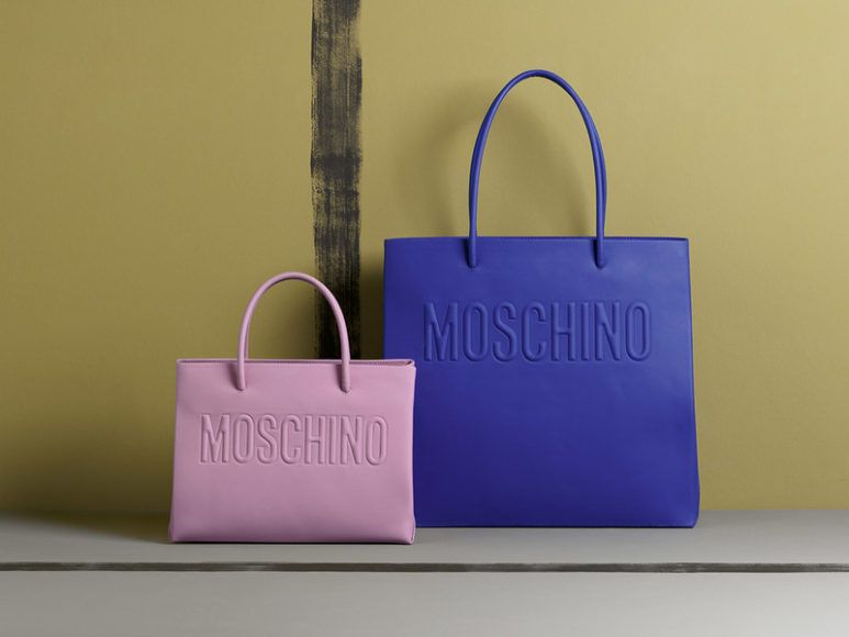 c74baacc09 Le borse Moschino sono uniche e glamour! Vi presentiamo la ...
