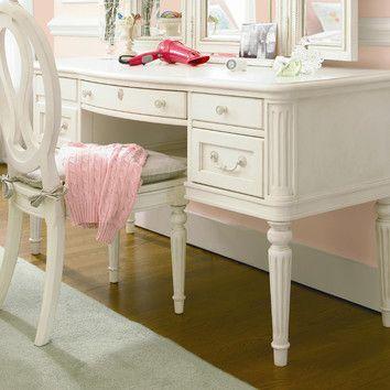 SmartStuff Furniture Gabriella Vanity Desk ann Pinterest