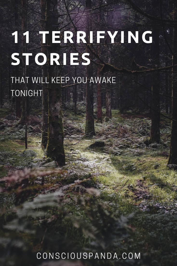 11 Terrifying Stories That Will Keep You Awake Tonight | Really