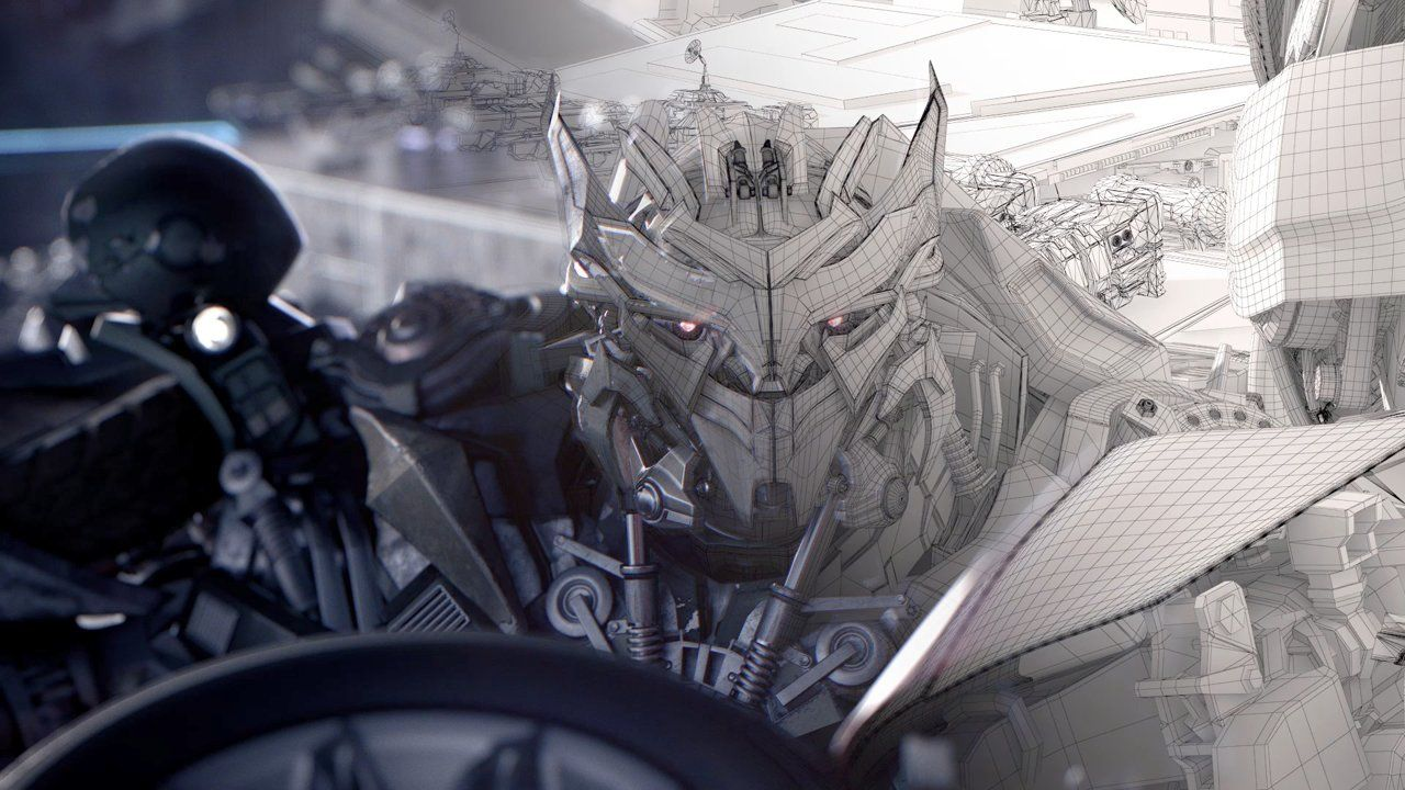 TRANSFORMERS - GS5 - MAKING OF