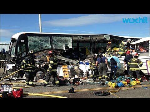 2 Dead, 9 Critical as Bus, Duck Tour Vehicle Collide