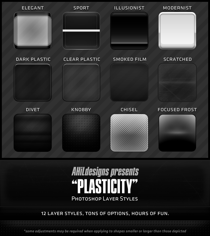 Plastic Brushes - Free Photoshop Brushes at Brusheezy!