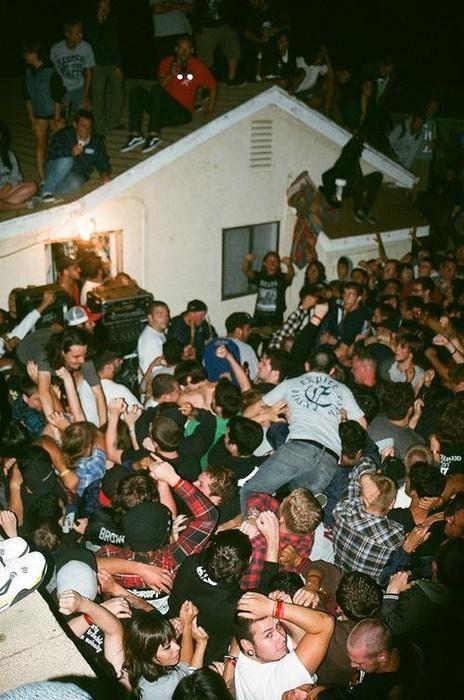 Grunge Party Tumblr