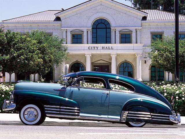 1948 Chevy Fleetline Aerosedan Classic Cars Vintage Lowriders