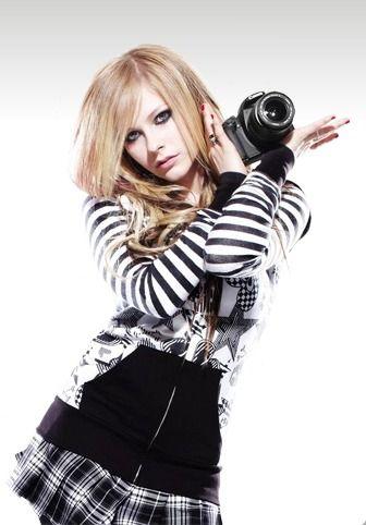 Avril Lavigne Clothing Store
