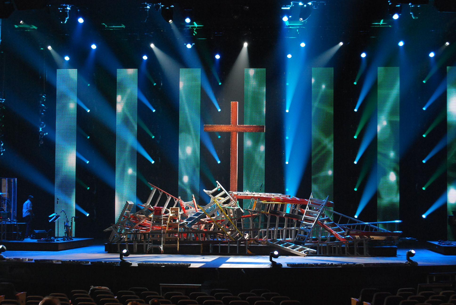 stage design for worship pinterest search church stage design and
