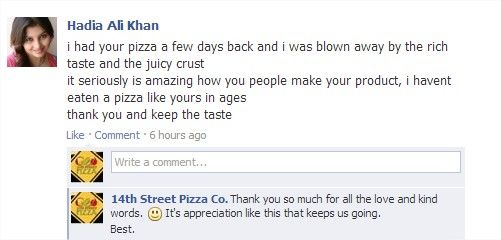 Nothing delights us more than our fans' well-wishes. :)
